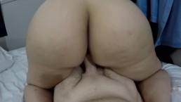 BIG BOOTY BOUNCY RIDE