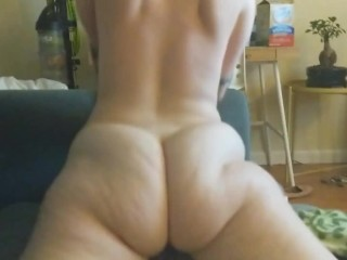 Big fat ass shake. PAWG