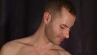 Squirts his cum he jock stroking feet until dick loving long jerking muscular