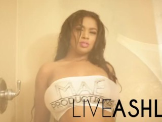 Megan Ashli Live Ashli video