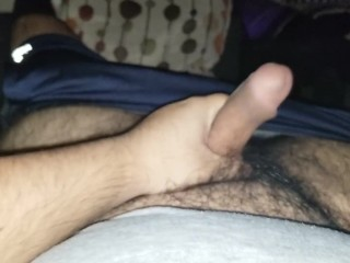 I cant see to cum when masturbating