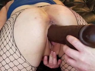 Queefing While My Pussy Is Stretched And Fucked With A Few Dildos