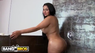 BANGBROS - Colombian Slut Cielo Has A Whole Lot Of Ass and Tits! Fucking busty