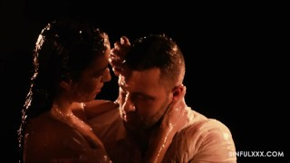 Beautiful couple having Sinful sex