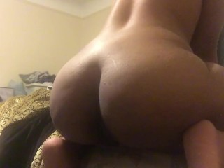 Anal toys plus fingering my pussy