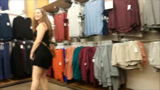 Flashing in Public with my Sister Emma Banks Point son