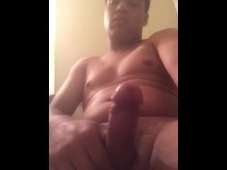 Selfie masturbation