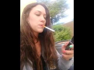 Smoking, Impromptu Flashing, Mute me lol