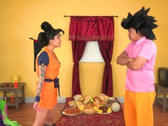Dragon Ball Z porn parody Trailer