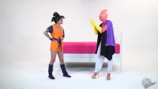 Dragon Ball Z porn parody Trailer