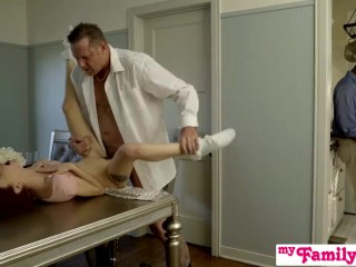 My Family Pies – Daughters Tight Pussy Makes Him Cum Inside S2:E2