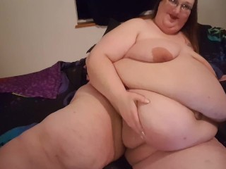 Massive Belly  SSBBW