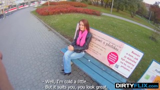Preview 1 of Dirty Flix - Lidka - Fucking instead of lectures