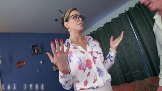 Cherie DeVille Presidential Blackmail -Diplomatic Insemination! By Laz Fyre