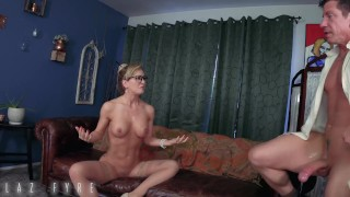 Cherie DeVille Presidential Blackmail -Diplomatic Insemination! By Laz Fyre Side blowjob