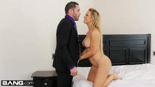 Cherie Deville fucks her sisters husband for sweet revenge