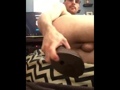 Extreme Anal Stretching