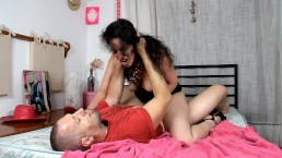 My crazy and depravate French girlfriend!!! Real French amateur time. vol 2