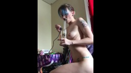 Tits and Bong rips