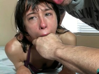 Amateur extreme crazy wife screwed