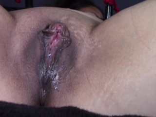 milf has clit & labia pumped & played with till hot wet gooey orgasm