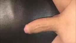 Slow motion cumshot