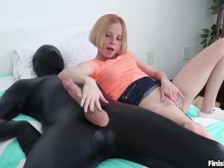 Comedy experimental gay lesbian short woman