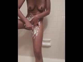 realivygracexxx shaving ebony add snapchat