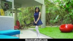 ExxxtraSmall - Hot Asian Teen Ember Snow Cock Crave Satisfied
