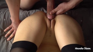 Female and pov big rubbing cock huge cum on close pussy pussy up her fuck pov pussy