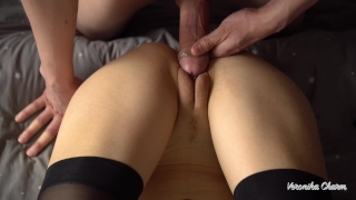 On fuck cum close her pussy rubbing pov up pussy cock female and huge big exclusive fuck