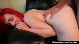 Thick Red Head Siri PornStar Fucked In Multiple Positions!