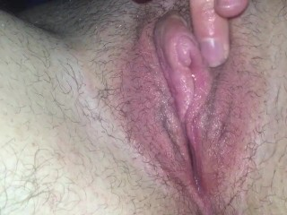 ftm pussy pounded hard and magic wand play