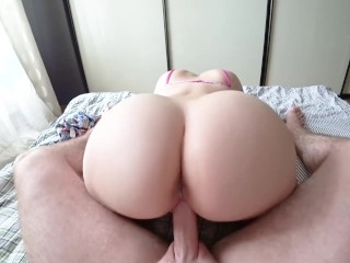 amateur. exclusive. cum leaking out of the hole. young european blonde with big ass.  @Booty_Ass