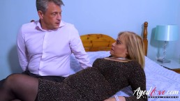 Порно видео сынок трахнул зрелую мамку