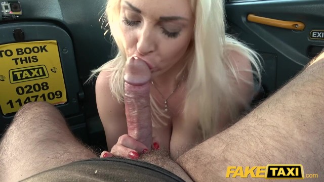 Fake Taxi Brunette Hairy