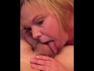 DirtyDonnaMaria Sucking Dick Well part 1