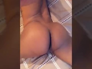 Phat JIGGLY ASS shaking in SLOW MO