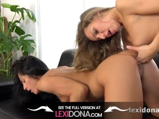 Lexi Dona - Watch my hot and horny lesbian play with Whitney Conroy