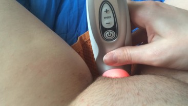 CAN'T STOP PLAYING WITH MY BIG CLIT