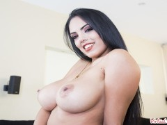 VIRTUAL TABOO - Busty Brunette Katrina Morena