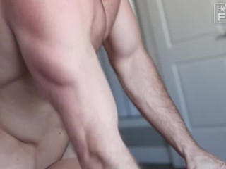 Super Athletic Jock DRILLS Band Geek Nerd Hard. HARD POUNDING!
