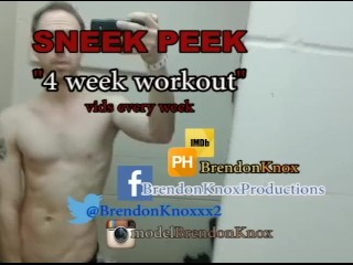 6 weeks at the gym: series promo