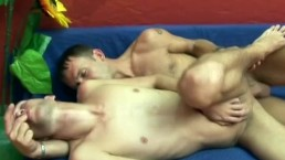 Hot And Horny Gay Couple