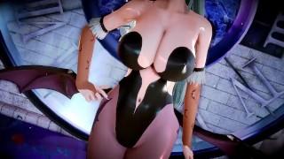 Filmes Porno - Mel Selecione] Morrigan Jogabilidade Sexy