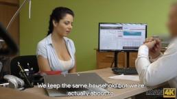 Loan4k big dick helps alex get money - 2 part 8