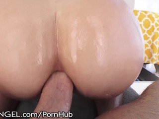 Giselle Palmers Gaping Wet Booty Blasted with Cock