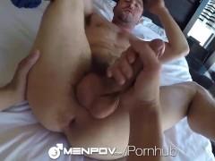 MenPOV Colt Rivers fucks Tony Shore in POV