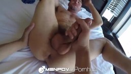 MenPOV Colt Rivers fucks Tony Shore in POV