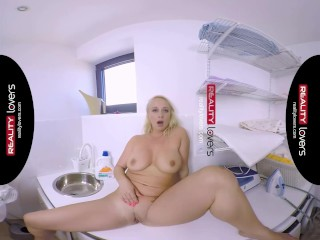RealityLovers - Hot Chubby loves it rough VR